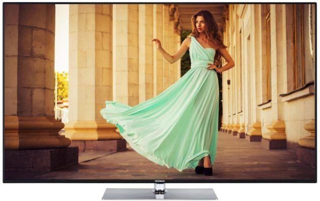 Telefunken HE55U8800   55Zoll 4K UHD WLan Smart TV für 629,99€