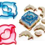 Toast-Ausstechformen – verschiedene Formen zur Wahl für je 0,94€
