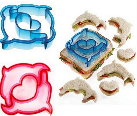 Toast Ausstechformen   verschiedene Formen zur Wahl für je 0,94€
