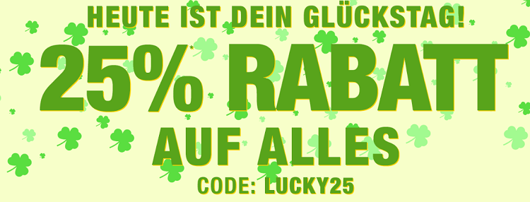 25% Extra Rabatt auf alles im Sale bei Forever21   z.B. Tank Tops ab 4,9€ uvm.