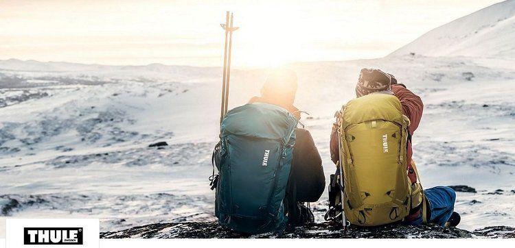 Thule Sale mit Wanderrucksäcken und Taschen bei Vente Privee   z.B. Stir Rucksack ab 65,99€ (statt 87€)