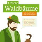 """Buch """"Unsere Waldbäume"""" kostenlos anfordern"""