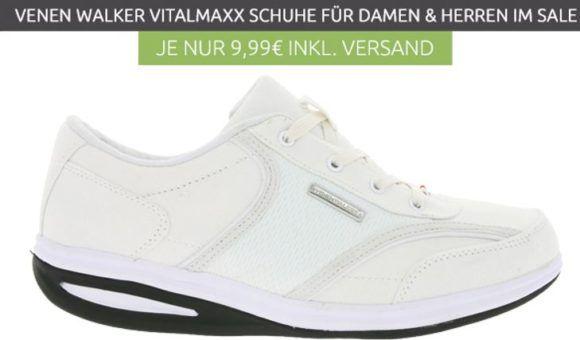 Venen Walker Vitalmaxx Gesundheitsschuhe statt 30€ Restgrößen für 9,99€