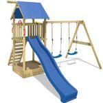 WICKEY Smart Empire Spielturm – Kinderparadies für 379,95€