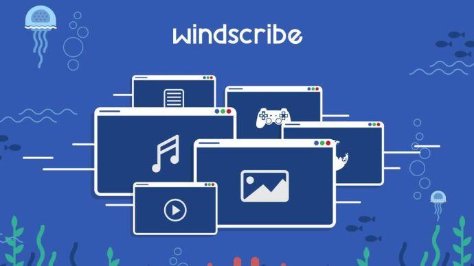 Windscribe VPN mit 51GB Traffic/Monat lebenslang gratis