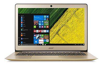 Acer Swift 3 (SF314 51 36EV)   i3 4GB RAM 256GB SSD 14 Full HD mit Win10 in Gold für 483,65€ (statt 619€)