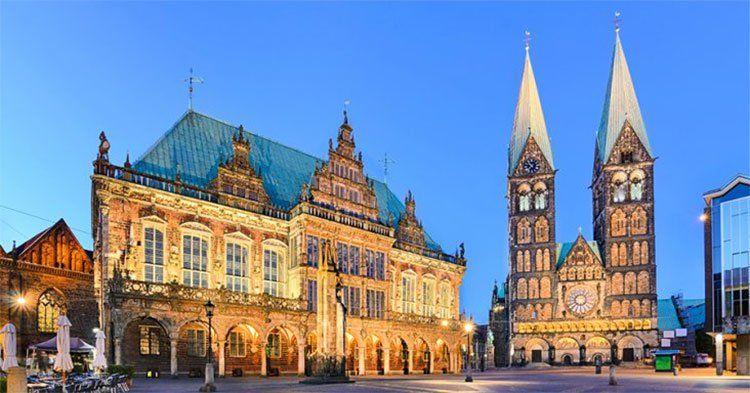 2 ÜN in Bremen inkl. Frühstück, Dinner & 1600m² Wellnessbereich (Kind bis 11 kostenlos) ab 119€ p.P.