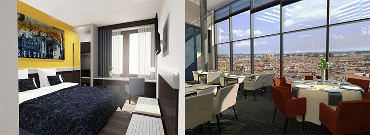 2 ÜN in Düsseldorf in einem neuen Hotel inkl. Frühstück, Late Check Out (Kinder bis 12 kostenlos) für 74,99€ p.P.