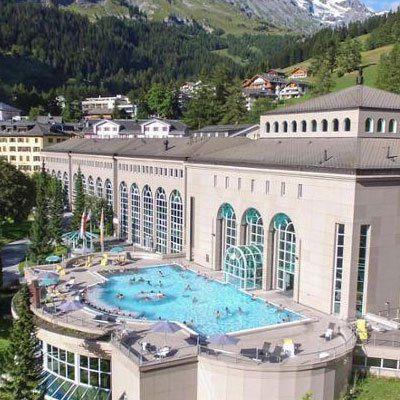 2 ÜN in den Waliser Alpen (CH) inkl. Frühstück, Thermalbäder & Spa auf 1411m Höhe für 150€ p.P.