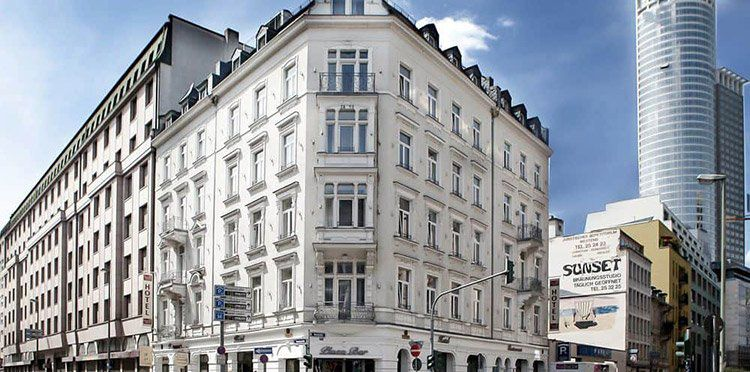 2 ÜN in Frankfurt im Finanzviertel inkl. Frühstück, Sauna & Fitness (Kind bis 12 gratis) für 64,99€ p.P.