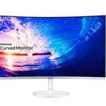 Saturn Online Offers vom Wochenende – z.B. SAMSUNG C27F581FDU 27″ curved Monitor für 199€