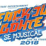 FACK JU GÖHTE – SE MJUSICÄL in München inkl. ÜN mit Frühstück & mehr ab 89€ p.P.