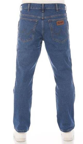 Wrangler Texas   Herren Stretch Jeans (Straight Fit) für 47,95€ (statt 52€) + 10% Extra Rabatt ab 2 Jeans