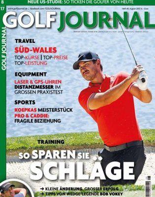 3 Ausgaben Golf Journal für 19,20€ + 20€ Gutschein