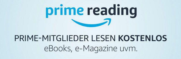 Amazon Prime Reading unter die Lupe genommen