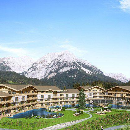 2 ÜN in Tirol in 45m² Luxus Appartement inkl. Frühstück, Wellness, Fitness & mehr ab 169€ p.P.
