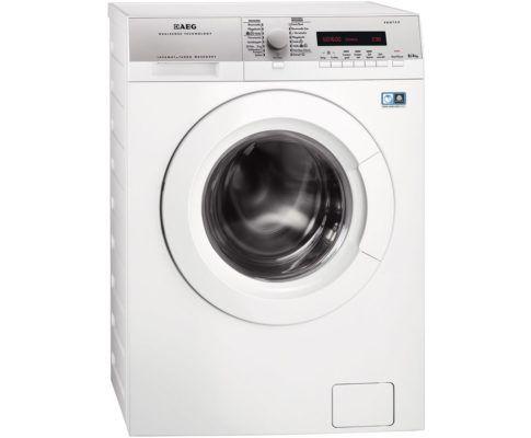 AEG Lavamat Turbo L16850A5 Waschtrockner   8 kg Waschen / 4 kg Trocknen für 619€ (statt 691€)