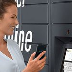 Amazon Locker – Abholstadtion von Amazon