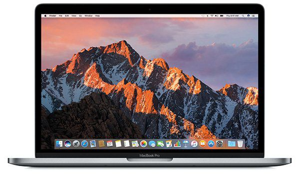 MacBook Pro 2017   13,3 Zoll Retina mit Touch Bar ab 1.599€ (statt 1.704€)