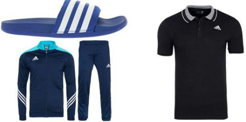 adidas Sale bei Outlet46   z.B. adidas Trainings Short für 9,99€