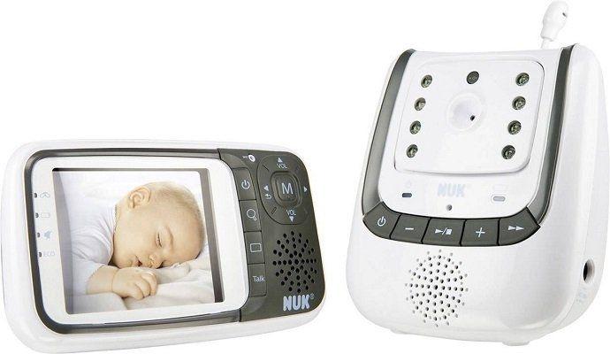 NUK Babyphone mit Videofunktion für 114,00€ (statt 151€)