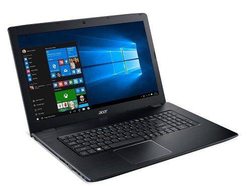 Acer Aspire E 17 E5 774 31WK  – 17 Zoll Notebook mit i3 und 1.000 GB HDD für 449€ (statt 499€)