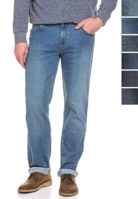 Wrangler Texas   Herren Stretch Jeans (Straight Fit) für 24,99€