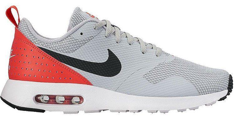 Nike Air Max Tavas Sneaker in Grau Rot ab 59,99€ (statt 70€)