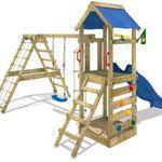 WICKEY StarFlyer – Spielturm mit Schaukel und Rutsche für 349,95€ (statt 460€)