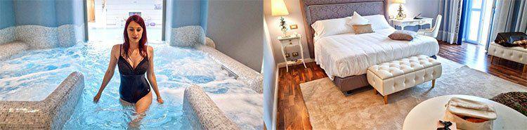 3 ÜN in Norditalien im 5* Luxushotel inkl. Frühstück, Dinner & 1800m² Spa Bereich ab 249€ p.P.