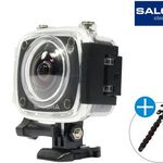 Salora 360° Pro-Sport Action-Camera + Tripod für 75,90€