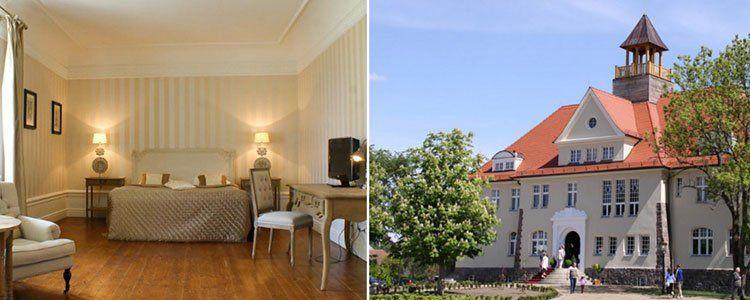 2 ÜN an der Mecklenburgischen Seenplatte in ein Schloss inkl. Frühstück, Sauna & mehr für 34,99€ p.P.