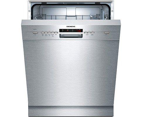 Siemens SN45L501EU iQ500 Unterbau Geschirrspüler(60cm) aus Edelstahl für 323,10€ (statt 446€)