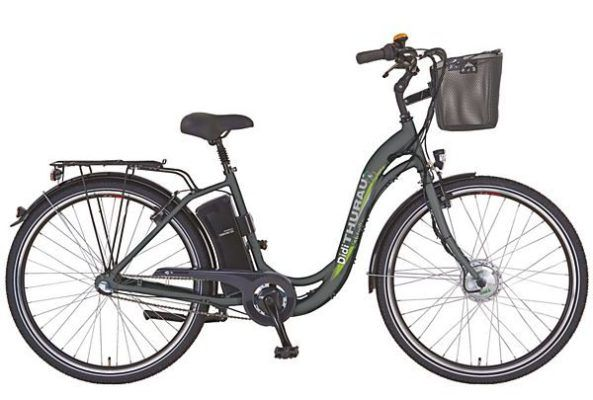 Didi Thurau Edition Alu City Comfort   E Bike mit 28 Rädern ab 844,99€