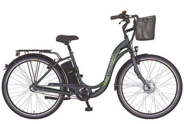 Didi Thurau Edition Alu City Comfort   E Bike mit 28 Rädern ab 844,99€