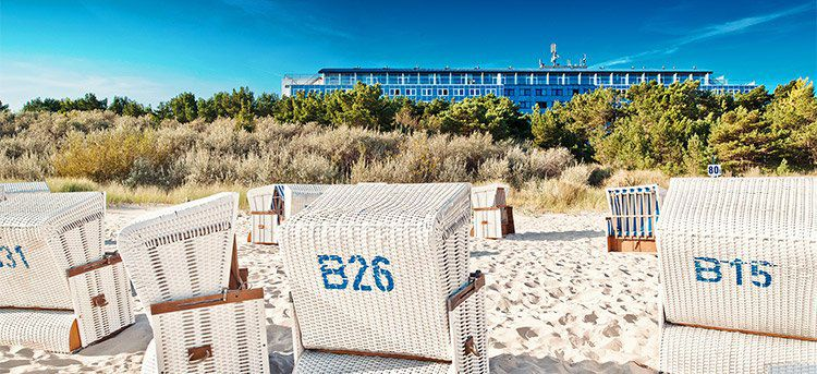2 ÜN auf Usedom inkl. Halbpension Plus, Thermeneintritt mit Sauna & mehr ab 129€ p.P.