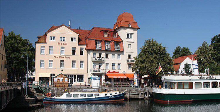 5 ÜN in Warnemünde direkt am Wasser inkl. Frühstück, Dinner, Sauna & Massage für 200€ p.P.