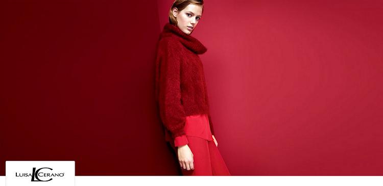 Luisa Cerano Sale mit bis zu 61% Rabatt bei Vente Privee   z.B. Kleider ab 99,90€