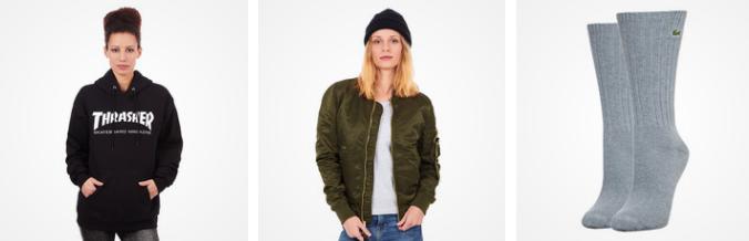 Streetwear Sale + 20% Gutschein für Damenmode bei HHV   z.B. Reebok Fitness Crop Top für 13,97€ (statt 19€)