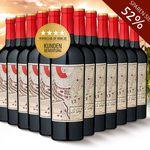 La Granja 360° Cariñena – 12Flaschen trockener spanischer Rotwein für nur 36,90€