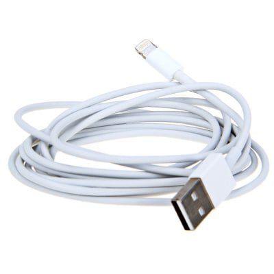 2m Lightning auf USB Kabel für 0,66€