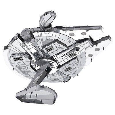 Mini Millennium Falcon 3D Metall Modell/Puzzle für 2,12€