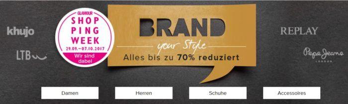 dress for less Sale mit bis zu 70% Rabatt + VSK frei + 15% Glamour Shopping Week Gutschein! TOP