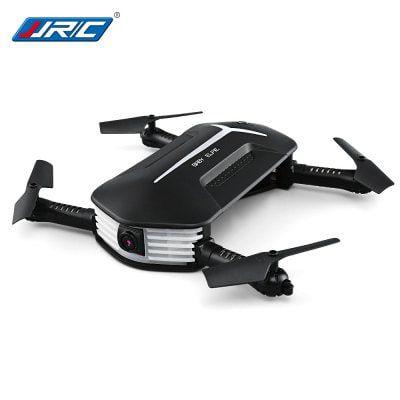 JJRC H37 BABY ELFIE – RTF Selfie Drohne mit Tasche, 720p Cam, Headless Mode, G Sensor & mehr für 32,04€