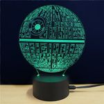 Star Wars Todestern 3D Lampe ab 5,02€