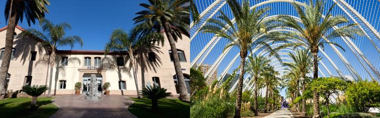 2   3 ÜN im 4* Hotel in Valencia inkl. Frühstück und Flüge ab 189€ p.P.