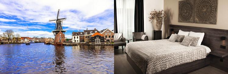 2   5 ÜN im 3* Hotel bei Amsterdam inkl. Frühstück und 2 Gänge Menü ab 79€ p. P.