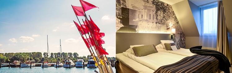 3 ÜN in Lund (Schweden) inkl. Fährenfahrt ab Travemünde, Tageskabine, Automitnahme, Frühstück im Hotel für 199€ p.P.