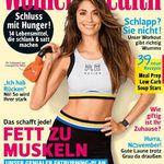Womens Health Jahresabo für 25€ inkl. 20€ Gutschein