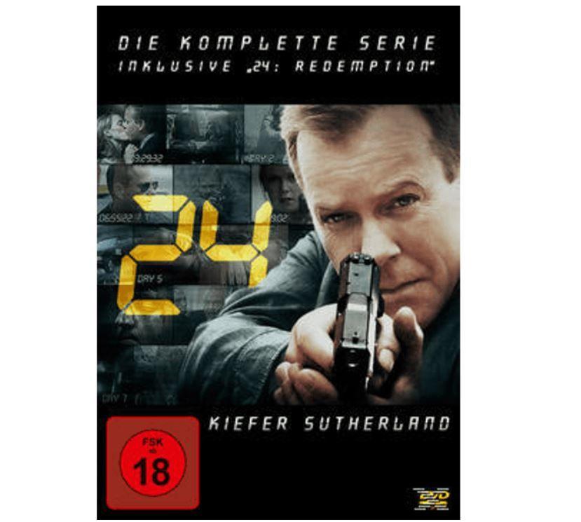 Media Markt Komplettboxen Preishammer   Prison Break – Die komplette Serie für 35€ und andere